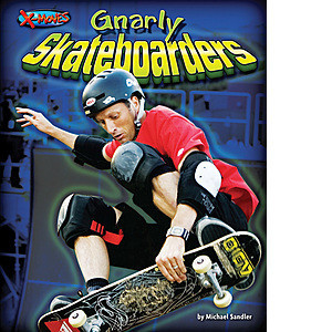 Cover: Gnarly Skateboarders