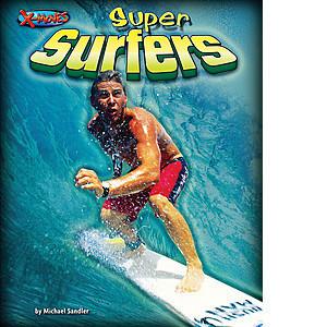 Cover: Super Surfers