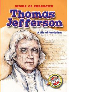 Cover: Thomas Jefferson: A Life of Patriotism