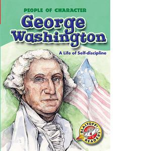Cover: George Washington:  A Life of Self-discipline