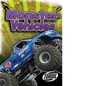 Cover: Monster Vehicles