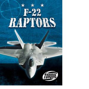 Cover: F-22 Raptors