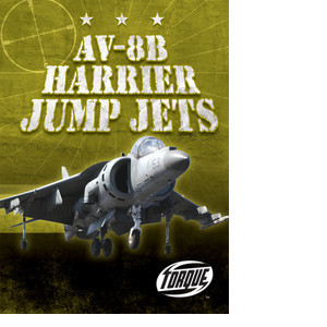 Cover: AV-8B Harrier Jump Jets