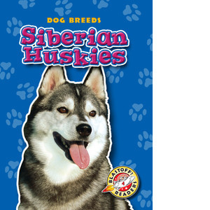 Cover: Siberian Huskies
