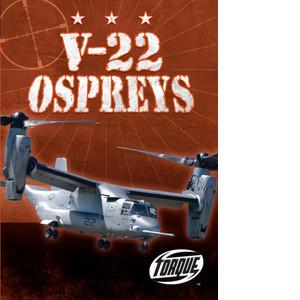 Cover: V-22 Ospreys