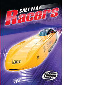 Cover: Salt Flat Racers
