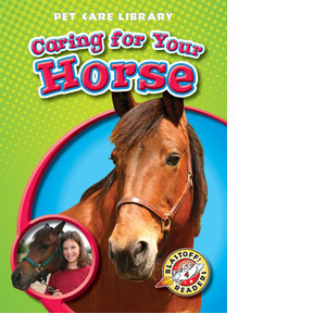 Cover: Caring for Your Horse