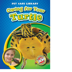 Cover: Caring for Your Turtle