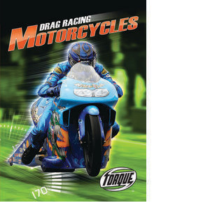 Cover: Drag Racing Motorcycles