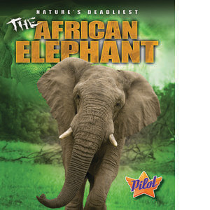 Cover: The African Elephant
