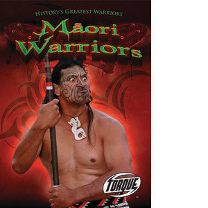 Cover: Māori Warriors