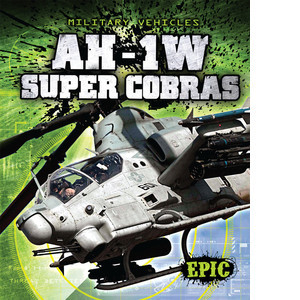 Cover: AH-1W Super Cobras