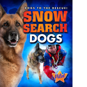 Cover: Snow Search Dogs
