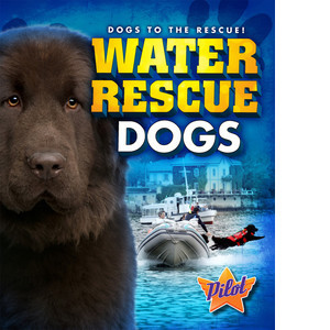 Cover: Water Rescue Dogs