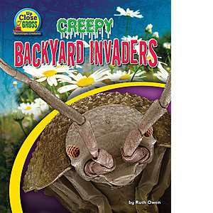 Cover: Creepy Backyard Invaders