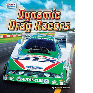 Cover: Dynamic Drag Racers