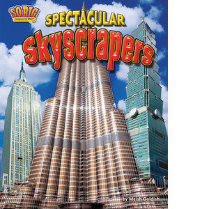 Cover: Spectacular Skyscrapers