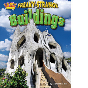 Cover: Freaky-Strange Buildings