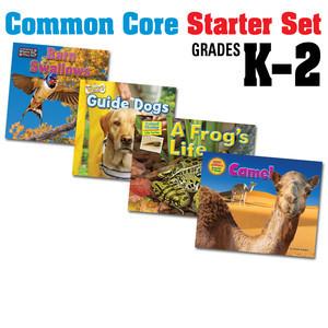 Cover: Common Core K-2 Starter Set