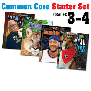 Cover: Common Core 3-4 Starter Set