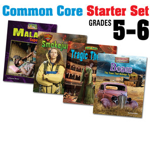 Cover: Common Core 5-6 Starter Set