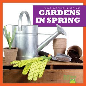 Cover: Gardens In Spring