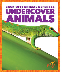 Cover: Undercover Animals