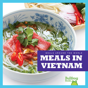 Cover: Meals in Vietnam