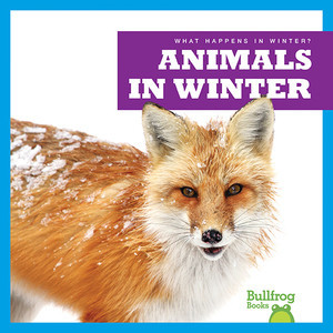 Cover: Animals in Winter
