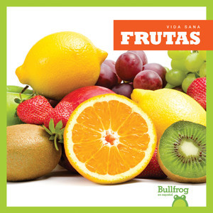 Cover: Frutas (Fruits)