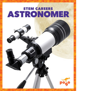 Cover: Astronomer