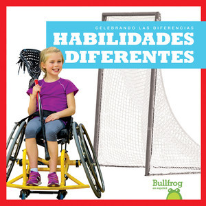 Cover: Habilidades diferentes (Different Abilities)