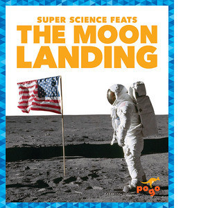 Cover: The Moon Landing