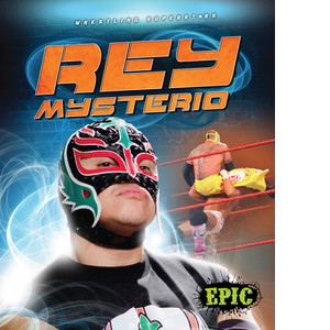 Cover: Rey Mysterio