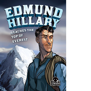 Cover: Edmund Hillary Reaches the Top of Everest