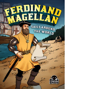 Cover: Ferdinand Magellan Sails Around the World