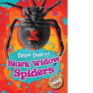Cover: Black Widow Spiders