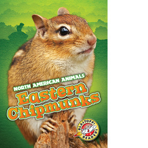 Cover: Eastern Chipmunks