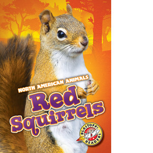 Cover: Red Squirrels