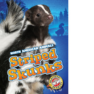 Cover: Striped Skunks