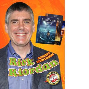 Cover: Rick Riordan