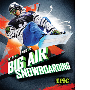 Cover: Big Air Snowboarding