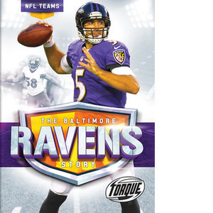 Cover: The Baltimore Ravens Story