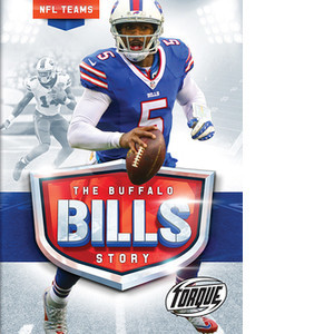Cover: The Buffalo Bills Story