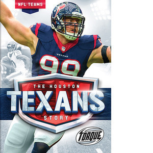 Cover: The Houston Texans Story