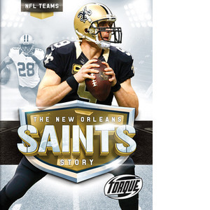 Cover: The New Orleans Saints Story