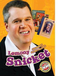 Cover: Lemony Snicket