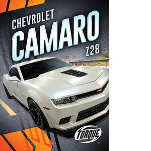 Cover: Chevrolet Camaro Z28