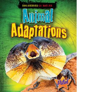 Cover: Animal Adaptations