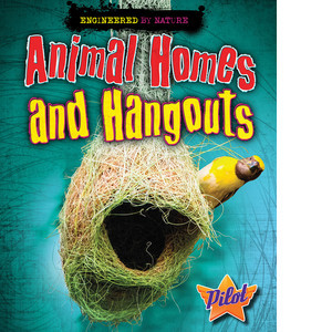 Cover: Animal Homes and Hangouts